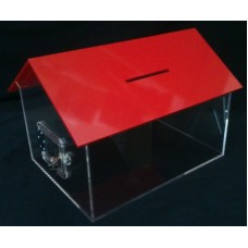 Κάλπη - Κουμπαράς 40 Χ 30 Χ 30 από Plexiglass-Πλεξιγκλας