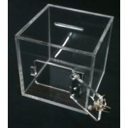 Κάλπη - Κουμπαράς 15 Χ 15 Χ 15 από Plexiglass-Πλεξιγκλας