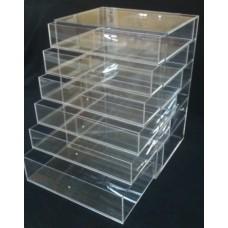 Συρταριέρα 33 Χ 16 Χ 36 εκ. από Plexiglass-Πλεξιγκλας