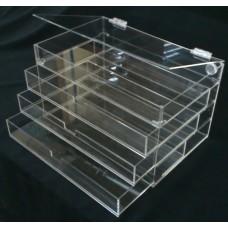 Συρταριέρα 33 Χ 16 Χ 24 εκ. από Plexiglass-Πλεξιγκλας
