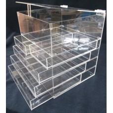 Συρταριέρα 35 Χ 32 Χ 35 εκ. από Plexiglass-Πλεξιγκλας