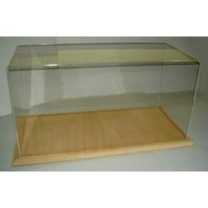Προθήκη 60 Χ 25 Χ 31 από Ξύλο και Plexiglass
