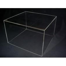 Κύβος – Κουτί 15 X 15 X 15 από Plexiglass-Πλεξιγκλας