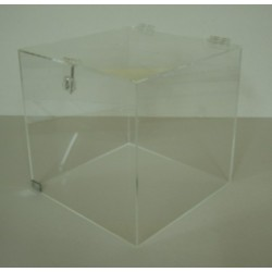 Κάλπη 20 Χ 20 Χ 20 από Plexiglass-Πλεξιγκλας