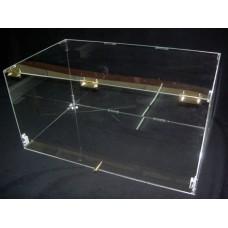 Κουτι αποθηκευσης - προβολης προϊοντων 60x35x30 με πόρτα απο Plexiglass - Πλεξιγκλας