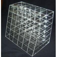 Κουτι αποθηκευσης - προβολης προϊοντων 40x25x30 με πόρτα απο Plexiglass - Πλεξιγκλας