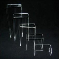 6-1Β : Υψος 10 εκ. Γεφυράκι από Plexiglass-Πλεξιγκλας