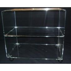 Τραπεζάκι 80 Χ 40 Χ 60 εκ. από Plexiglass-Πλεξιγκλας