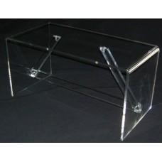 Τραπεζάκι 40 X 20 X 20 εκ. από Plexiglass-Πλεξιγκλας