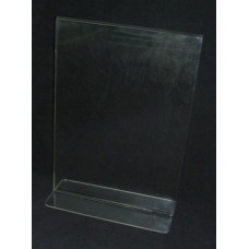 Α4 Ορθιο Προσπεκτοθήκη – Θήκη εντύπων απο Plexiglass-Πλεξιγκλας