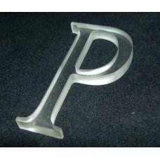 ΓΡ-02 Γράμματα από 5 χιλ Πλεξιγκλάς (Plexiglass)