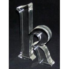 ΓΡ-04 Γράμματα από 10 χιλ Πλεξιγκλάς (Plexiglass)