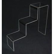 7-2b : πλάτος 10 εκ. Σκαλίτσες από Plexiglass-Πλεξιγκλας