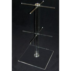 8-6-2 : ύψος 35 εκ. Κολώνα για κρεμαστά από Plexiglass-Πλεξιγκλας