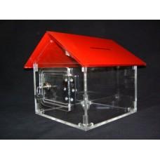Κάλπη - Κουμπαράς 20 Χ 20 Χ 20 από Plexiglass-Πλεξιγκλας